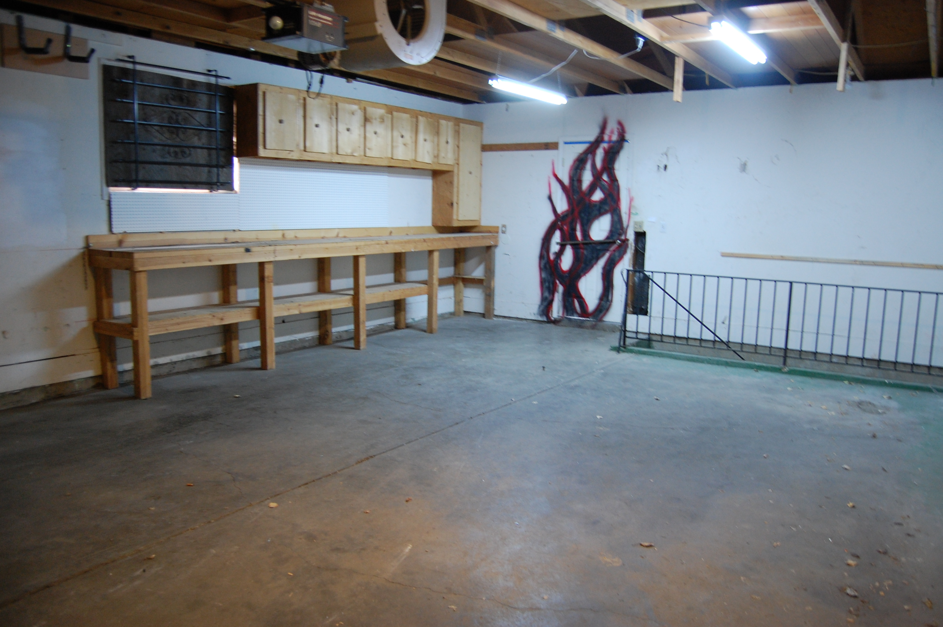 Magnificent Garage Workbenches And Cabinets Andrewgaddart Wooden Chair Designs For Living Room Andrewgaddartcom
